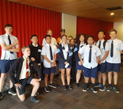 Moranbah Students 180