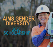 aims gender diversity scholarship 180