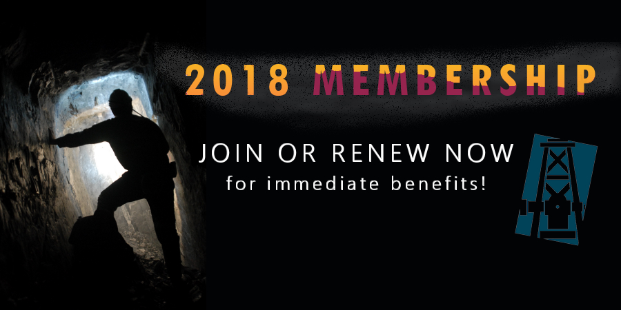 2018 Memberships Now Open