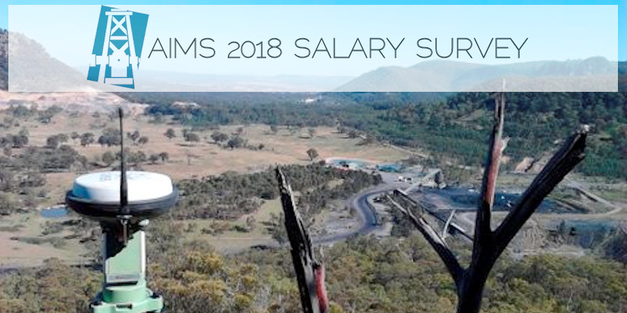 2018 AIMS Salary Survey is NOW ON