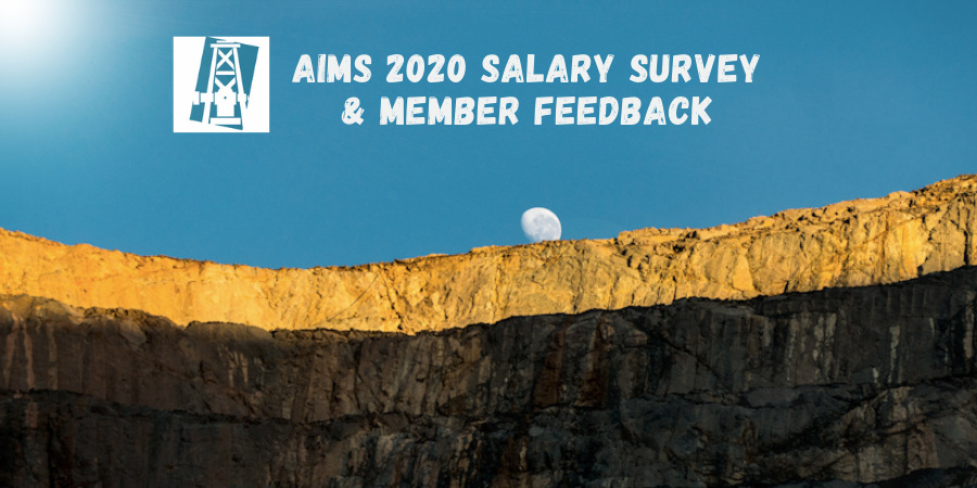 AIMS 2020 MEMBERS SURVEY NOW OPEN!