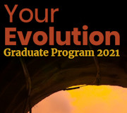 evolution graduate program 2021