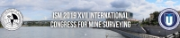 ISM 2019 XVII International Congress for Mine Surveying